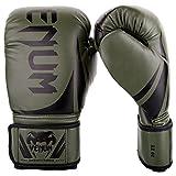 Venum Challenger 2.0 Guantes de Boxeo, Unisex Adulto, Verde Caqui/Negro, 10 oz