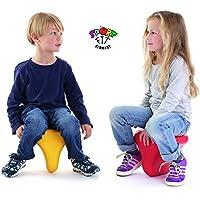 Balance Otto Balancier Stuhl aus extrem formstabilem und bruchfestem Kunststoff – SportFit preisvergleich bei kinderzimmerdekopreise.eu