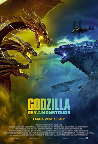 Godzilla: Rey de los Mons