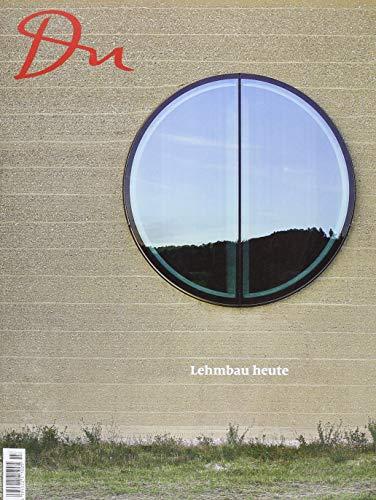 Lehmbau heute (Du Kulturmagazin)