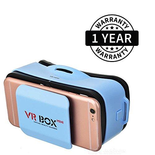 Suroskie VR Box Mini Virtual Reality 3D Glasses for Smartphones (MiniVRBOX)