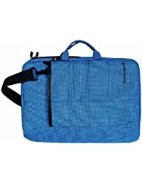 eea256497b80 Fastrack Men s Polyester Blue Messenger Bag (A0329NBL01)
