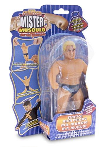 Mister Musculo - Mini stretch Armstrong (Giochi Preziosi TRM00000)