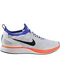 separation shoes 06002 108c5 Nike Air Zoom Mariah Flyknit Racer Men s Running Shoes White Hyper Crimson  918264-100