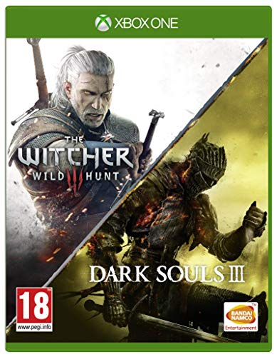Dark Souls III & The Witcher 3 Wild Hunt Compilation - Xbox One [Importación inglesa]