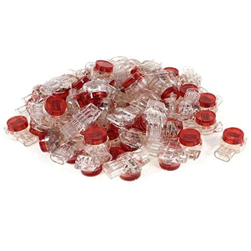 55-stuck-gel-splice-ur-steckverbinder-3-port-wire-connectors-rot-durchsichtig