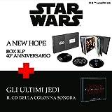 Star Wars: A New Hope + Gli Ultimi Jedi (Jewel)