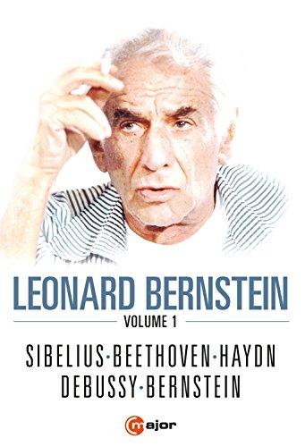 Leonard Bernstein- Sibelius, Beethoven, Haydn, Debussy, Bernstein [6 DVDs] Preisvergleich