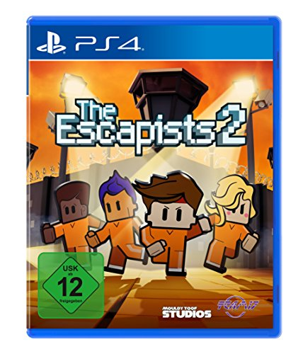 The Escapists 2 - PlayStation 4 [Edizione: Germania]