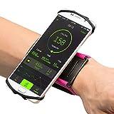Jebsens Sports avant-bras Bracelet support pour téléphone portable pour le...