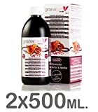 Granatum Plus - Konzentrat Granada - 2 Flaschen à 500 ml