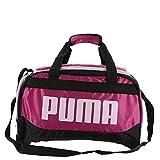 Puma Women's PV1678 Dispatch Duffel Bag Pink-Black