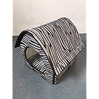 Stile cottage tenda letto per casa dell'animale domestico coperta morbida cuccia gatto bello casa , 30*29*29cm