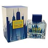 Antonio Banderas Urban Seduction Eau de Toilette Spray, blau 100ml