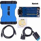 teepao 2018NEU Bluetooth TCS CDP Doppel-Board Auto-Diagnose Pro Scan Werkzeug mit für Cars Trucks mit VCI OBD2Diagnostic Kabel Tool 2015.r3Key Generator (Warez)