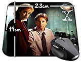 Expediente X The X-Files David Duchovny Gillian Anderson Tappetino Per Mouse Mousepad PC