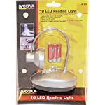 10 LED READING LIGHT