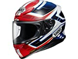 Shoei NXR Valkyrie Motorcycle Helmet S Red Blue (TC-1)