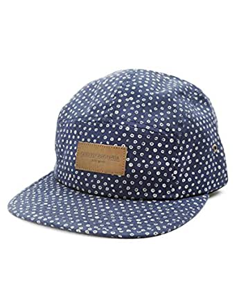 Obey - Casquette 5 Panel Homme Kowloon 5 Panel - Indigo