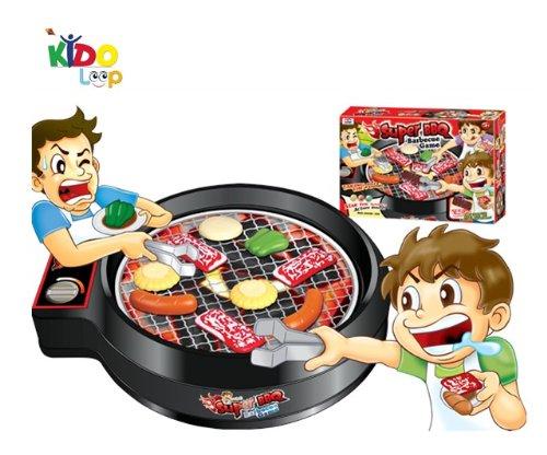 Preisvergleich Produktbild Super Grill Spiel Pretend Rolle spielen Set für Kinder Indoor Outdoor Spielzeug