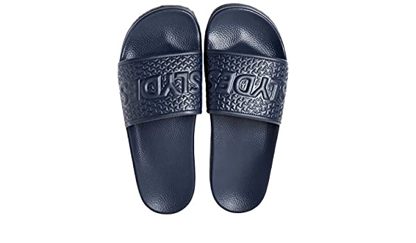 Slydes Homme Tcrdshq Plya Chaussures Noir Slider Sandales zVqSUpM