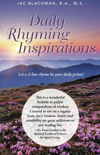 Daily Rhyming Inspirations: Let a 2-Line Rhyme be Your Daily Prime! (Jac Körper)