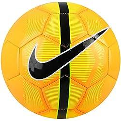 Nike NK Merc Fade Balón de Fútbol FC Barcelona, Unisex Adulto, Naranja / (Laser Orange/Volt/Black), 5