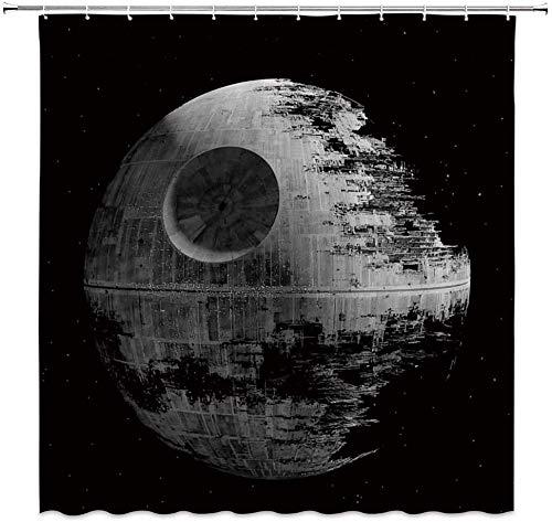 Vrupi Cortina Ducha Star Wars Death Star Ultimate