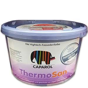 caparol thermosan nqg nano quarz gitter technologie 12 5 liter eimer baumarkt. Black Bedroom Furniture Sets. Home Design Ideas