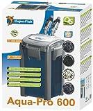 Superfish Aquarien Aussenfilter Aqua Pro QS 600