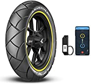 JK Tyre Smart BLAZE RYDR BR41 110/80-17 Tubeless Bike Tyre, Rear