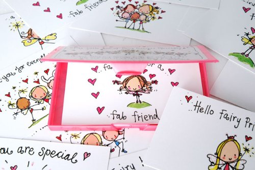 My Little Box Of Fairy Princess Messages by Magic Messages -