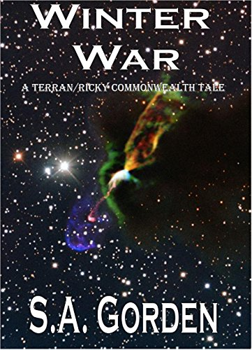 Winter War: A Terran/Commonwealth Tale (Interstellar Repairs and Towing Book 5)