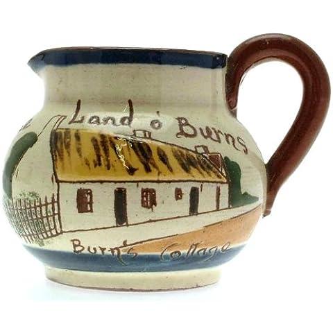 Vintage Watcombe pottery-Bricco per latte a tema