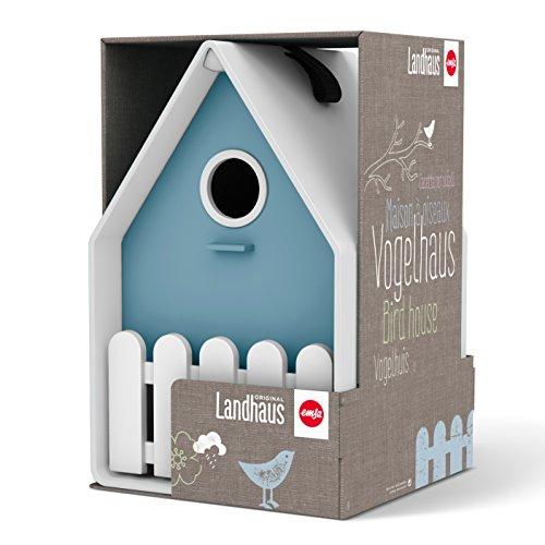emsa-vogelhaus-nistkasten-fuer-kleinsingvoegel-ganzjahresnutzung-altblau-landhaus-517478-2