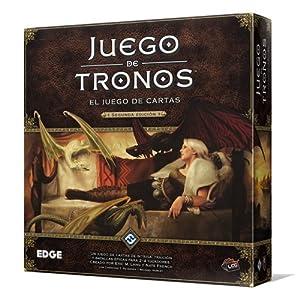 Fantasy Flight Games Juego de Tronos LCG 2ª Edición (EDGGT01) 2