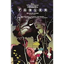 Fables: The Deluxe Edition Book Two