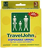 TRAVEL JOHN Wegwerf Urinal