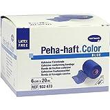 Peha Haft color blau 6 cm x 20 m Kohäsive Fixierbinde, 1 St.