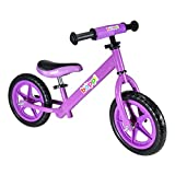 boppi® Bicicleta sin pedales de metal para niños de 2-5 anos - Violeta