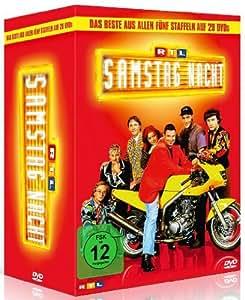 RTL Samstag Nacht - Das Beste aus allen fünf Staffeln [29 DVDs]