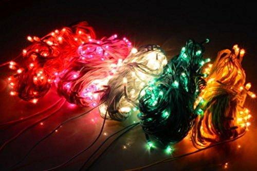 4 Rice Light Serial String Bulbs (Ladi) Decoration Lighting for Christmas XMAS