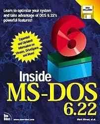 Inside MS-DOS 6.22