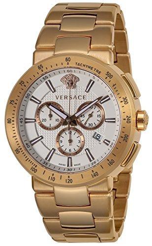 [Versace] Versace Montre Mystiquesport Cadran Blanc pour Homme Vfg180016Parallel Import Goods