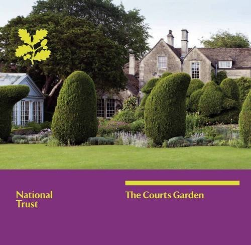The Courts Garden (National Trust Guide) by Helene Gammack (7-Jun-2011) Paperback