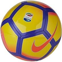Nike Seriea NK Ptch sfera rotonda, unisex, SC3139-711, Yellow/Purple/Pink, 4