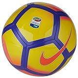Nike Damen Serie A NK Pitch Fußball, Gelb/Purpurrot/Rosa, 4