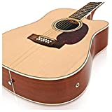 Guitare Electro acoustique Dreadnought 12 cordes par Gear4music