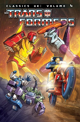 Transformers Classics UK Volume 4