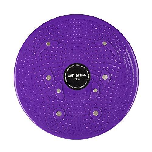 (MSmask Body Twister Boards Waist Wriggling Platte Disc Brett Aerobic Exercsie Magnete)